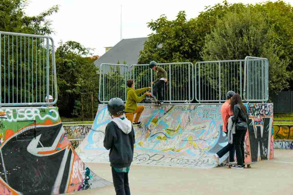 Openday Skateboard